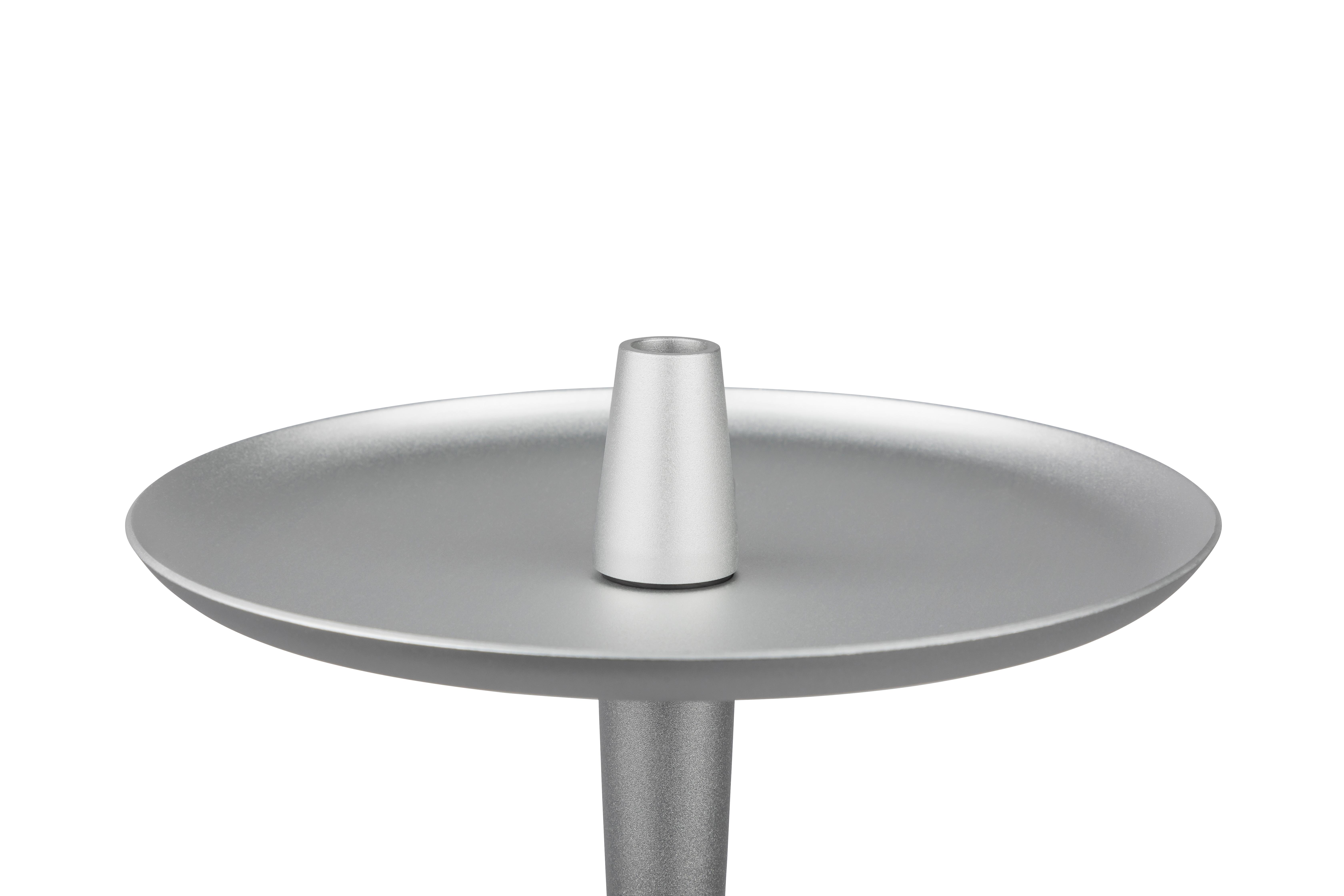 ONES S - Aluminum Silber matt / Silver matt