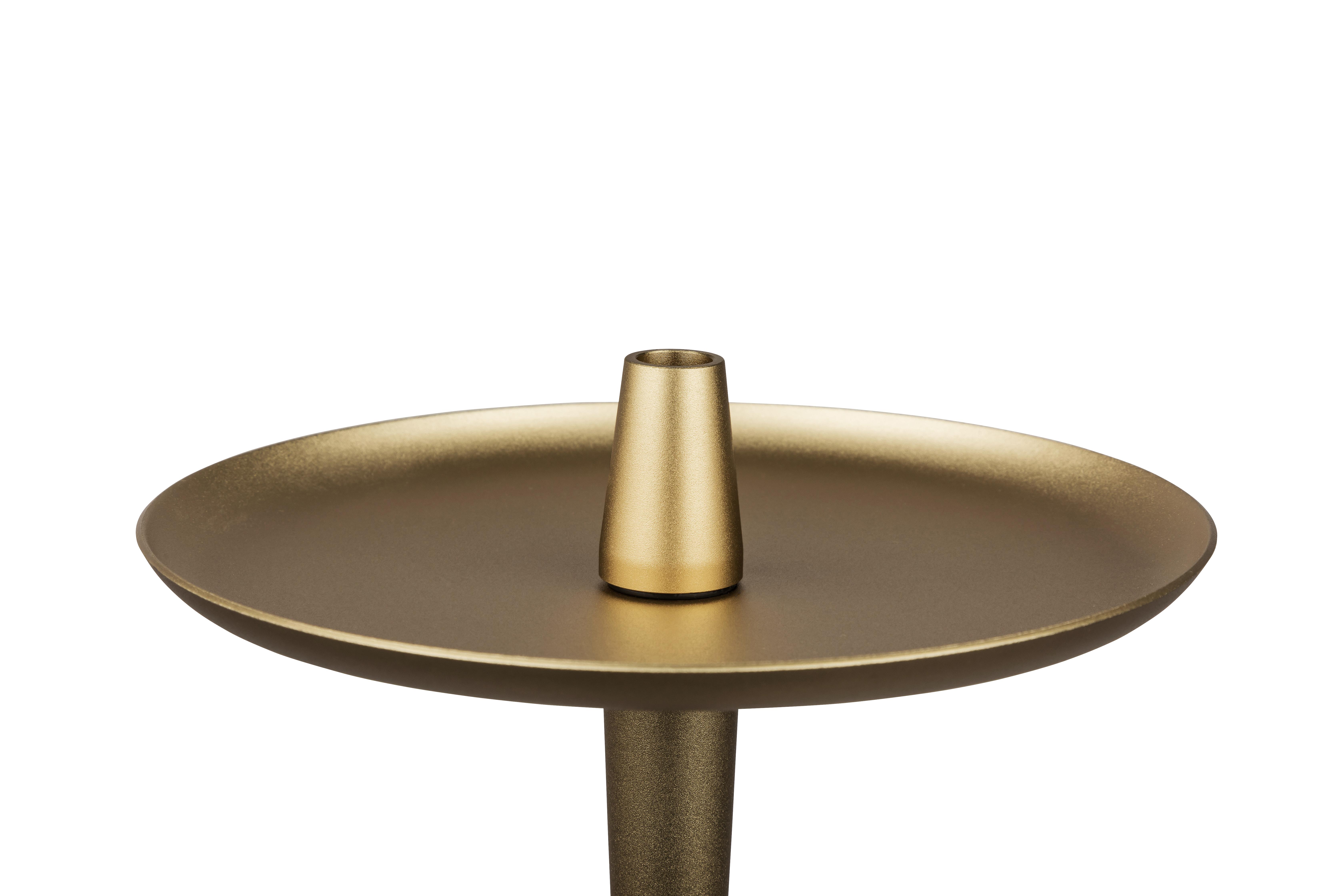 ONES S - Aluminium Gold matt / Gold matt